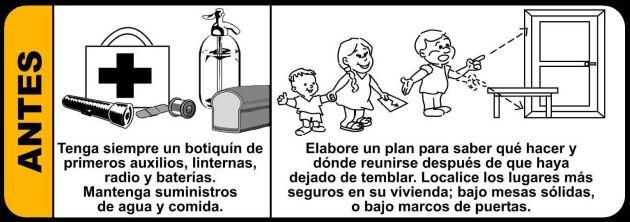 Sismo Qué Hacer En Estos Casos Vida Peru21