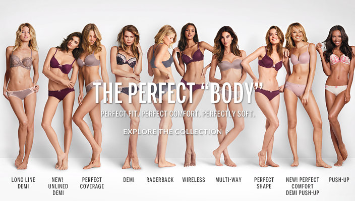 Perfect Body de Victorias Secret