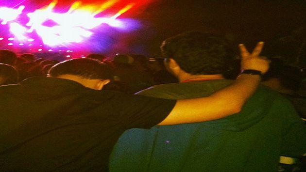 Creamfields vibró con todos. Fuente: @canutitorocks