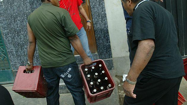 La venta de bebidas alcohólicas acabaría a las 3 a.m. en centros nocturnos. (USI)