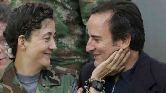 Lecompte y Betancourt se casaron en 1997. (Internet)