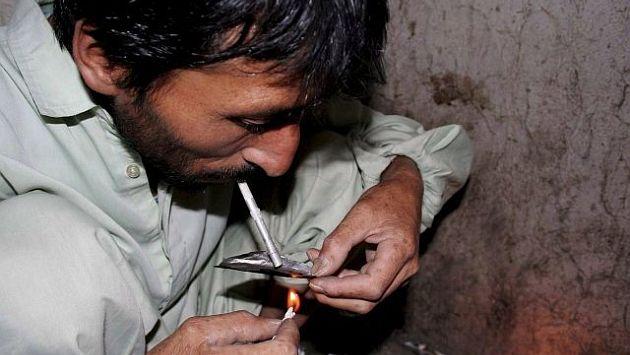 Puntos de venta de drogas ilícitas también son zonas de reunión de pandilleros. (USI)