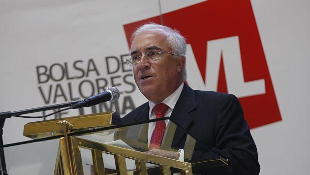 EL funcionario también destacó la integración de la bolsa de México al MILA. (USI)