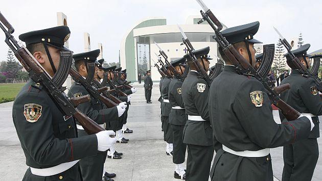 Los efectivos policiales también recibirán el beneficio. (USI)