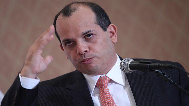 La ratificación de Miguel Castilla en el MEF contribuyó a reducir la incertidumbre. (USI)