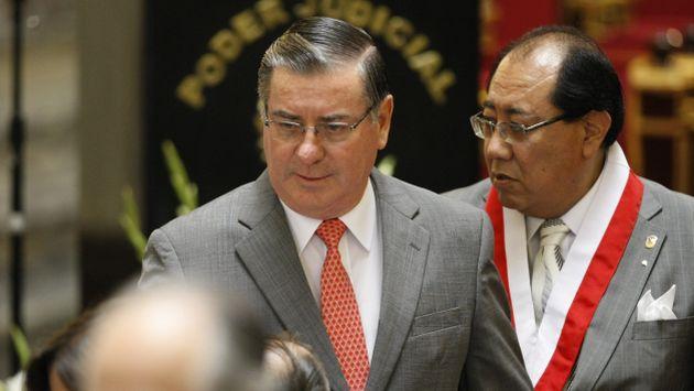 Premier expondrá política general del Gobierno. (Luis Gonzáles)
