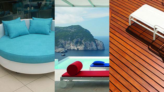 Decora tu terraza este verano vida21 peru21 - Decora tu terraza ...