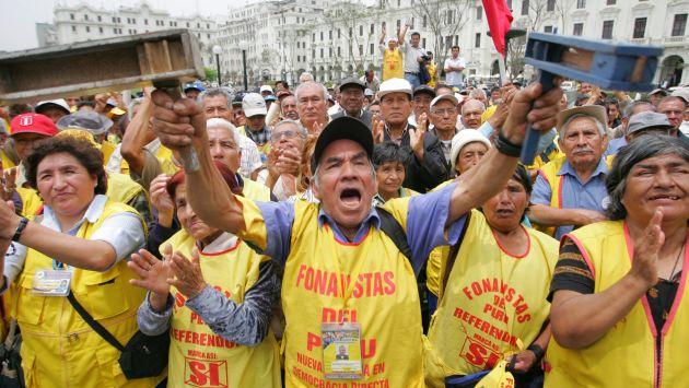TRÁMITE GRATUITO. Fonavistas tendrán que volver a inscribirse. (Perú21)