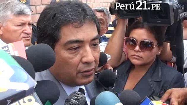 Álvarez señaló que el asesinato fue planeado. (Perú21)