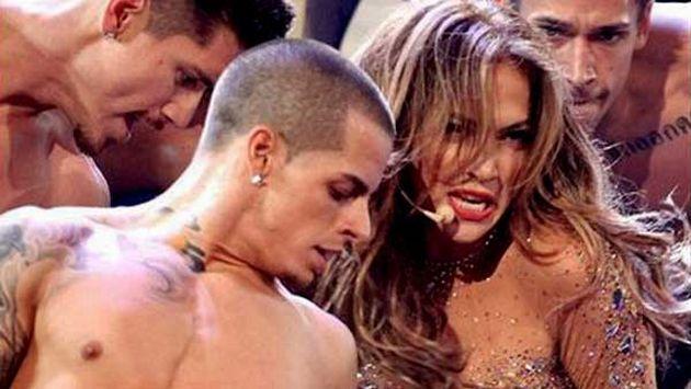López quiere engreir con dinero a su joven pareja. (Infobae)