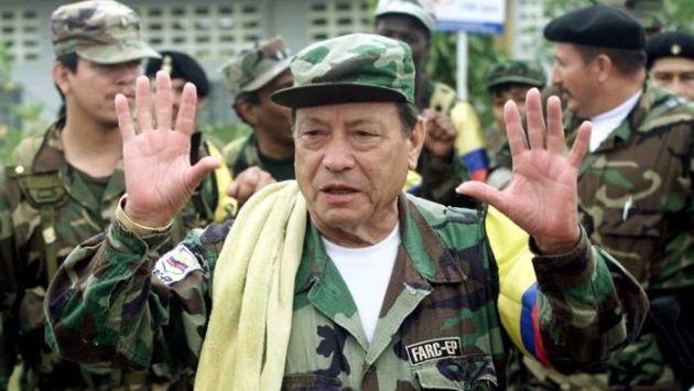 'Manuel Marulanda' estuvo al frente de las FARC hasta el 2008. (Internet)