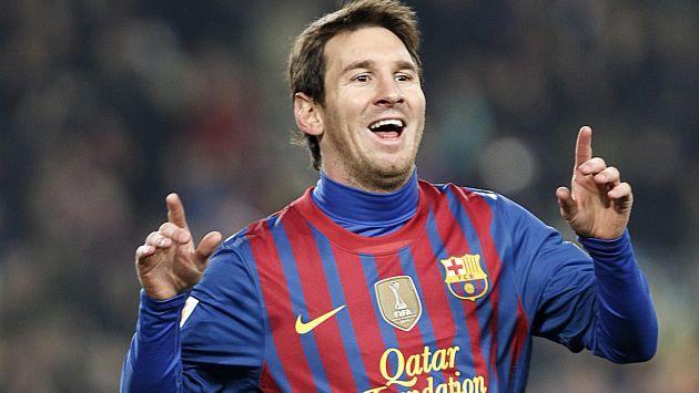 La 'Pulga' respondió a Pelé con tres golazos. (Youtube/Reuters)