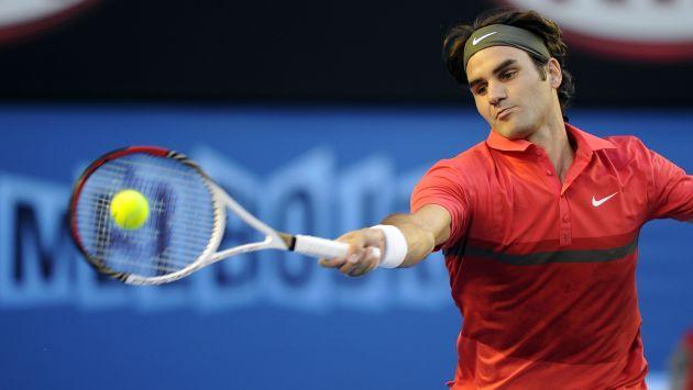 Roger Federer tiene 70 títulos, 16 de ellos de Grand Slam. (AP)