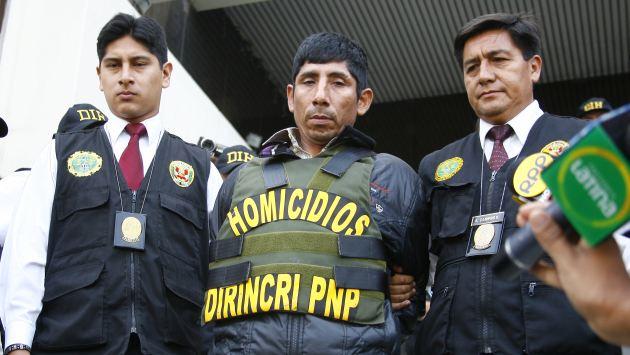 García Albornoz será internado en un penal de la capital. (USI)