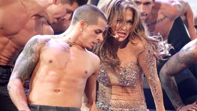 J.Lo le está pagando clases de actuación a su novio. (Getty Images)