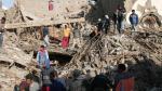 Desde Ilo hasta Chile también hay una zona vulnerable.(Canal N)