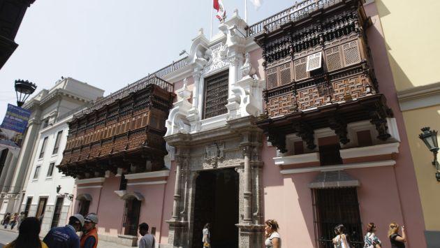 Canciller A Pide Reserva Sobre Escritos Que Se Presentar An En La Haya Actualidad Peru21