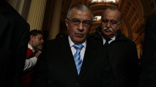 La gestión de Álvaro Vidal Rivadeneyra al frente de Essalud sigue dando que hablar. (Rafael Cornejo)