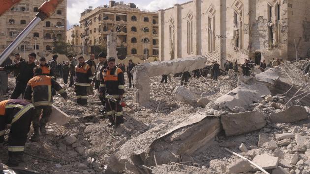Alepo hasta ahora disfrutó de una relativa calma. (Reuters)