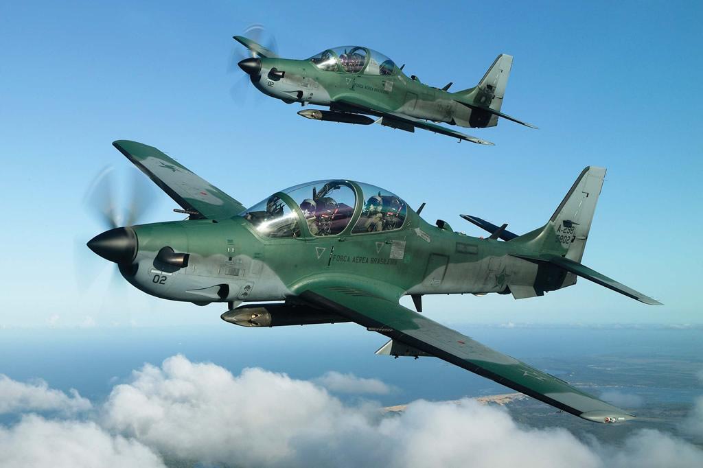 En América Latina se han comercializado 60 de estos aviones. (Máquina de combate)