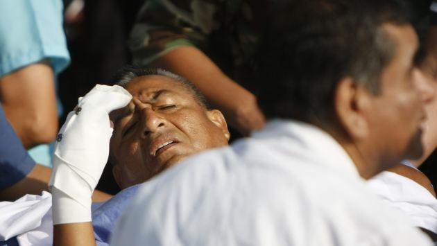 SUERTE ECHADA. La cadena perpetua le espera en el megajuicio al que será sometido 'Artemio'. (Luis Gonzáles)