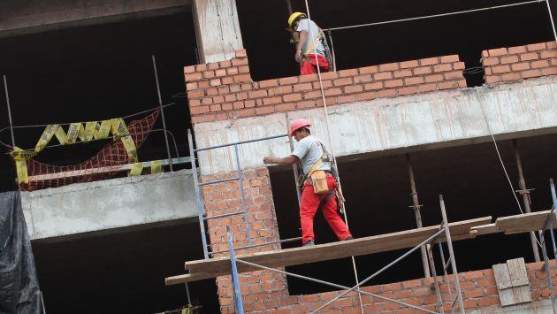 Hay interés por construcción. (USI)