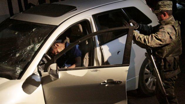 En México hay 18,1 asesinatos por cada 100 mil habitantes. (AP)