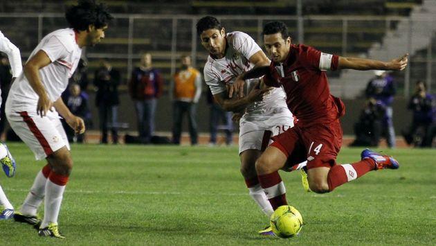 Pizarro fue uno de los más activos en el campo. (Depor/CMD)