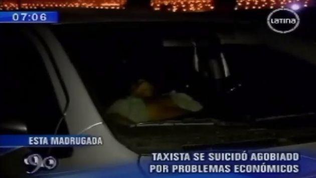 El cadáver fue trasladado a la Morgue Central de Lima. (F. Latina)
