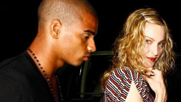 Madonna le lleva 29 años a su joven novio Brahim Zaibat. (Difusión)