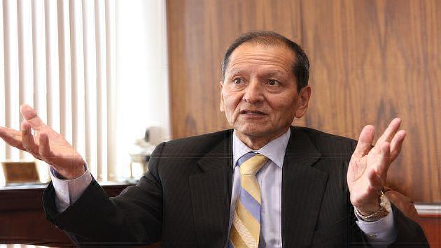 Optimistas proyecciones del ministro Merino sobre las reservas de gas del país. (USI)