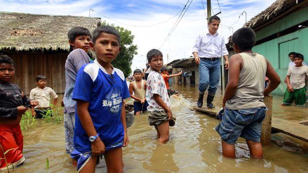 Loreto es la región más afectada. (USI)