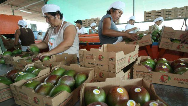 La creciente demanda elevó el volumen de las exportaciones a US$4,532 millones. (USI)