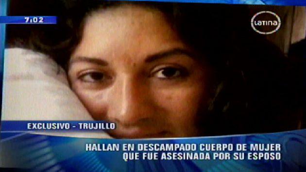 El homicida confesó que asesinó a su pareja por celos. (F. Latina)