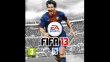 Messi en portada del nuevo FIFA 2013