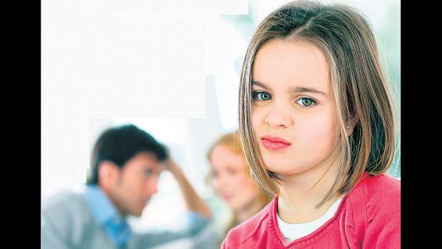 El diálogo con los hijos es clave en estas situaciones. No ignore sus sentimientos. (USI)