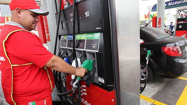 Combustibles de los de 84 y 90 octanos son los que bajaron más rápido. (USI)