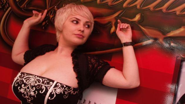 Sofía nunca ha estado en Rusia, pero tiene esa nacionalidad. (César Fajardo)