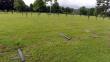 Profanan tumbas de soldados alemanes