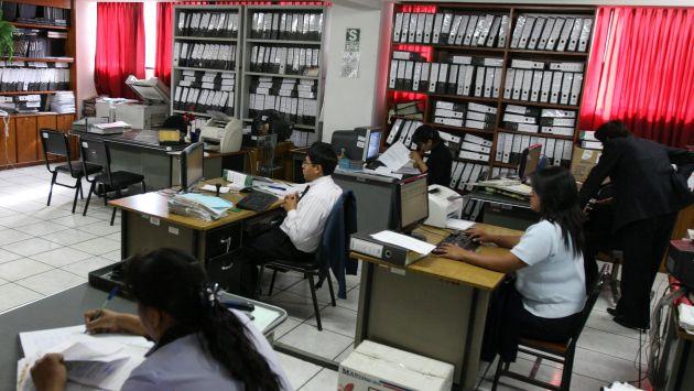 Los capacitarán. El Gobierno creó recientemente la Escuela Nacional de Administración Pública. (Perú21)