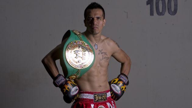 Clases de Muay Thai: Contragolpe con recto o patada