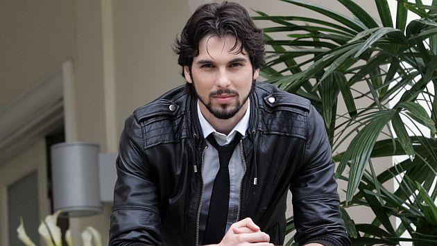 Alan Garcia actor