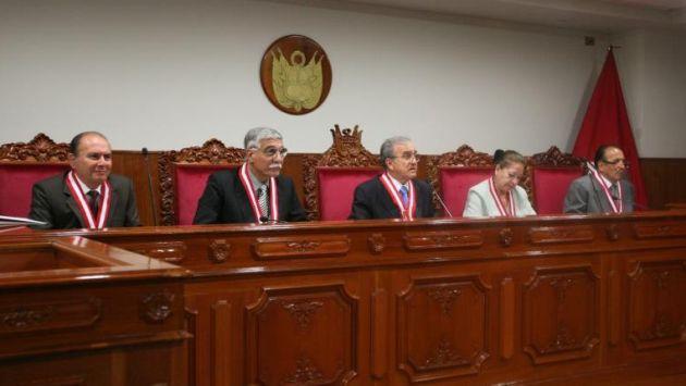 (Facebook/Jurado Nacional de Elecciones)