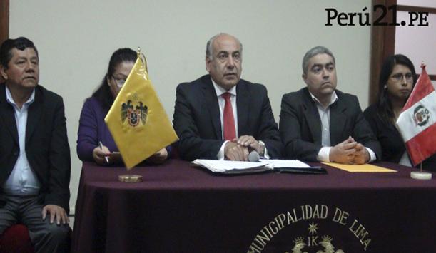 Edgardo de Pomar presidirá comisión. (Perú21)