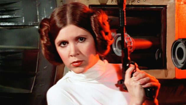 Se hizo famosa en Star Wars. (Btchflcks.com)