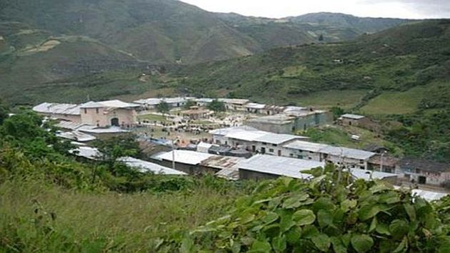 Instalaciones del proyecto Cañariaco. (Internet)