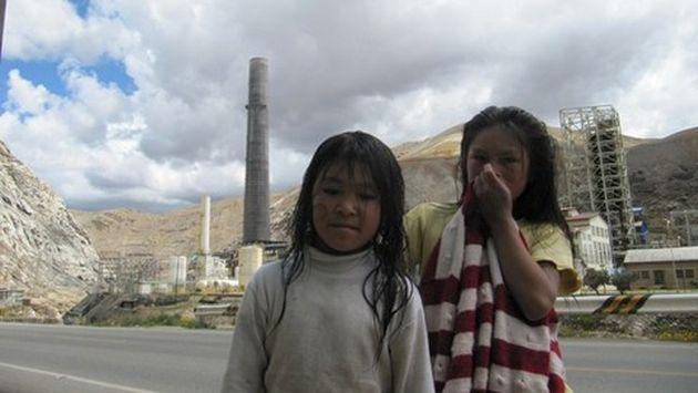 Casi 1 6 millones de peruanos en riesgo por contaminaci n for Hipotecas afectadas por el suelo