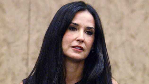 Demi moore rompi con su ltima joven pareja for Espectaculos internacionales