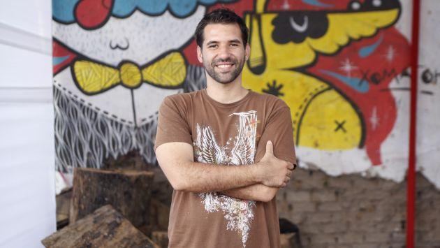 Su portal se ha vuelto atractivo para 5 mil emprendedores y ya genera 100 mil visitas por mes. (Rochi León)