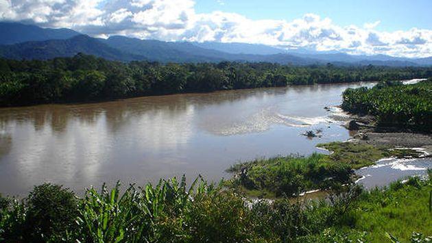 Nivel de desborde del Huallaga es de 133.50 metros sobre el nivel del mar. (dardanello)